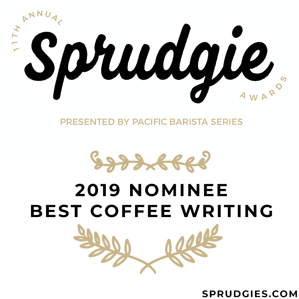 Sprudgie Awards Nomination