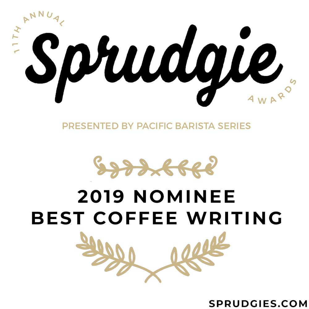Sprudgie Awards Nomination
